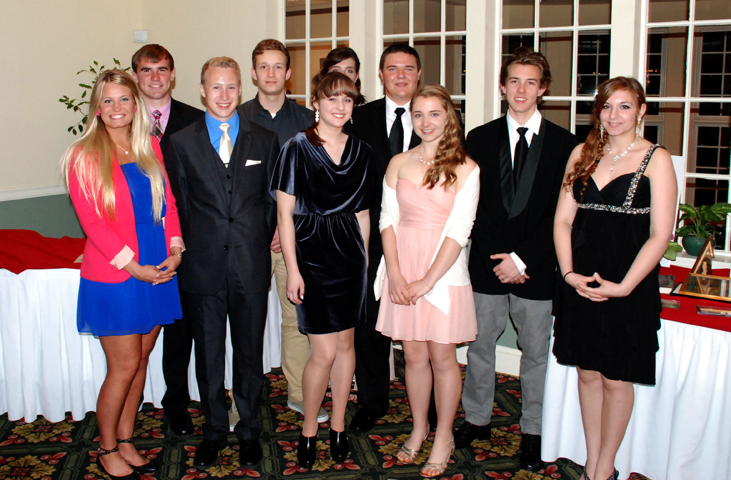 2014 Scholarship Award Recipients